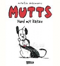 McDonnell, Patrick Mutts: Hund mit Katze