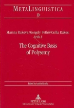 The Cognitive Basis of Polysemy