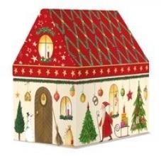 Weihnachtszauber, Adventshäuschen