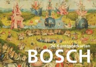 Postkartenbuch Hieronymus Bosch