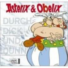 Asterix Geschenkbuch 1. Durch Dick und Dnn