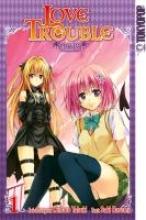 Yabuki, Kentaro Love Trouble Darkness 01