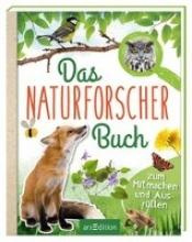 Saan, Anita van Das Naturforscher-Buch