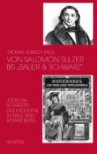 Von Salomon Sulzer bis