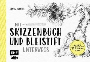 Kleber, Georg Mit Skizzenbuch und Bleistift unterwegs