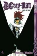 Hoshino, Katsura D.Gray-Man 04