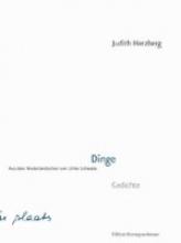 Herzberg, Judith Dinge