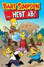 Groening, Matt Bart Simpson Comic 14