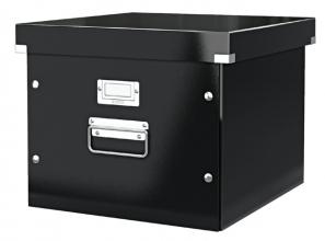 , Hangmappenbox Leitz Click & Store 357x285x367mm zwart