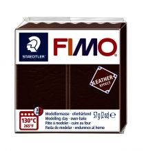 , Klei Fimo  leather-effect 57 gr noot