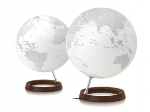 , globe Full circle Reflection 30cm diameter met verlichting