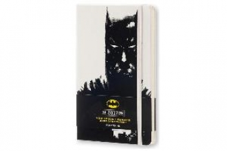 MOLESKINE BATMAN 18 MONATE WOCHEN NOTIZKALENDER 2016/2017 L/A5, HARD COVER