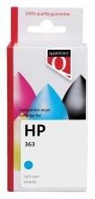 , Inktcartridge Quantore HP C8774EE 363 lichtblauw