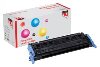 , Tonercartridge Quantore HP Q6000A 124A zwart