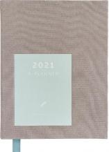 , &INK Familieplanner 2021 - Groen