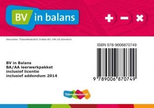 BVin Balans BA+AA LW 2013