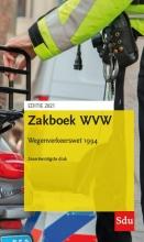 Politieacademie , Zakboek WVW Wegenverkeerswet 1994 2021
