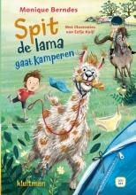 Monique Berndes , Spit de lama gaat kamperen