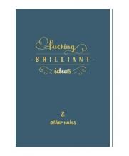 BLOSSOM BOOKS NOTITIEBOEJES BRILLIANT IDEAS (set van 5)