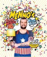 Menno de Koning Menno`s superheroes kookboek