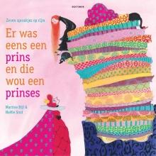 Martine  Bijl Er was eens een prins en die wou een prinses