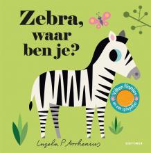Ingela P Arrhenius , Zebra, waar ben je?