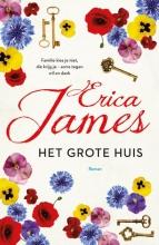 Erica  James Het grote huis