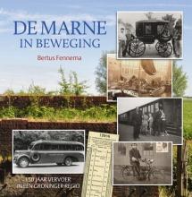 Bertus  Fennema De Marne in beweging