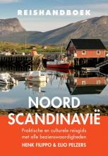 Henk  Filippo, Elio  Pelzers Reishandboek Noord-Scandinavi