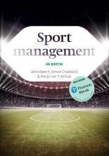 John  Beech, Simon  Chadwick Sportmanagement, 3e editie met MyLab NL toegangscode