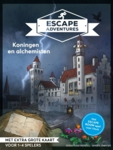 Sebastian  Frenzel, Simon  Zimpfer Escape adventures: Koningen en Alchemisten