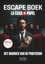 Ivan Tapia , La casa de papel - Escape boek