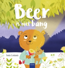 Sam Loman Beer is niet bang