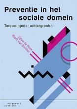 Mart van Dinther Sijtze de Roos, Preventie in het sociale domein
