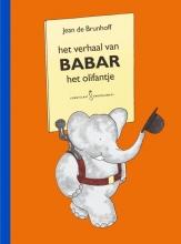 Jean de Brunhoff Het verhaal van Babar het olifantje