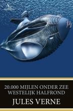 Jules  Verne 20.000 mijlen onder zee  westelijk halfrond