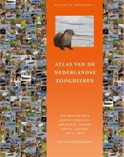 Jan Buys Sim Broekhuizen  Johan Thissen  Kamiel Spoelstra  Kees Canters, Atlas van de Nederlandse zoogdieren
