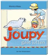 Monica  Maas Joupy gaat jutten