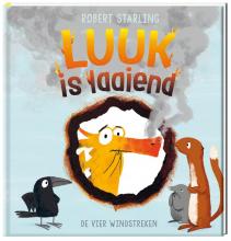 Robert  Starling Luuk is laaiend