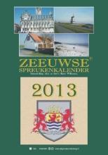 Zeeuwse spreukenkalender  2013