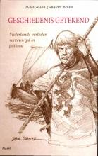 Graddy Boven Jack Staller, geschiedenis getekend