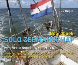 Dick  Huges Boordboek Solo zeemanschap