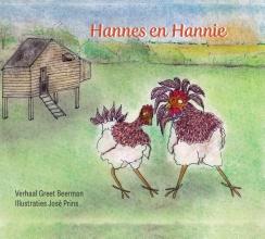 Greet Beerman , Hannes en Hannie