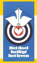 J.I. van Baaren , Doel heiligt het leven
