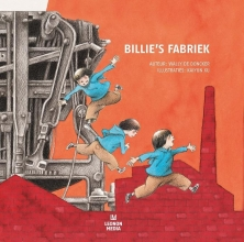 Wally de Doncker , Billie`s Fabriek