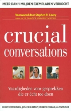 Kerry  Patterson Crucial Conversations
