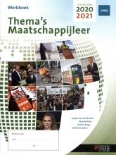 Jasper van den Broeke , Thema`s Maatschappijleer vwo 2020 2021 Werkboek