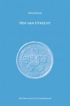 J.M. Milo E.G.D. van Dongen, Hof van Utrecht 1530-1811