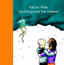 Jeannette Lodeweges , Kiki en Pelle zijn bang voor onweer