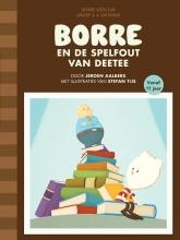 Jeroen  Aalbers Borre en de spelfout van deetee